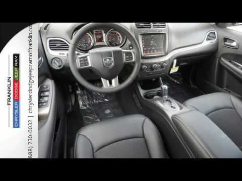 New 2017 Dodge Journey Franklin TN Brentwood, TN #T684896. Chrysler Dodge  Jeep Ram ...