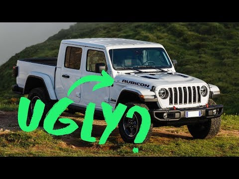 2020 Jeep Gladiator Rubicon Review (Interior Review Only)