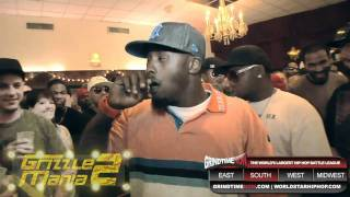 Grind Time Now presents: Moe Dirdee vs Aak