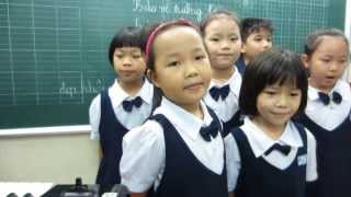 Thiếu Nhi Sài Gòn Hát- Lý Con Cúm Núm ( 2A Tiểu Học Mê Linh Q3 THCM)