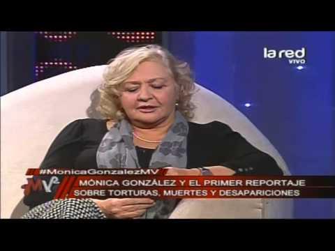 """Mónica González y su entrevista a """"Papudo"""", miembro del Comando Conjunto"""