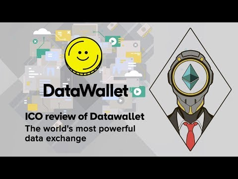 Project backed by Tim Draper / Datawallet ICO Review / DXT tokens