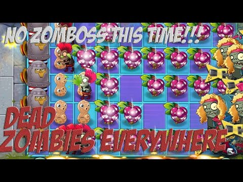 Plants vs Zombies 2 Epic Hack : Dead Zombies Everywhere : The Ultimate Greatshots!