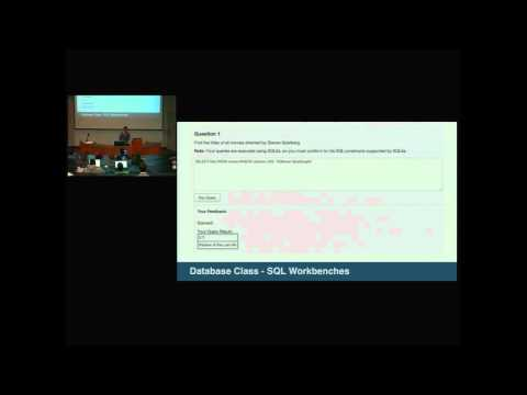 r | p 2012: Technology Meets Education: Building A Scalable Online Learning Platform - Jiquan Ngiam