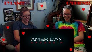 American Assassin OFFICIAL Trailer 2 - Reaction and Review!!