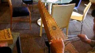 古代ギリシャの楽器 プサルタリー