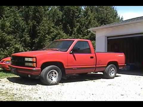 Chevy Sport 1990 Pickup 2011 Youtube