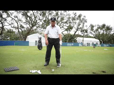 Lee Trevino - Chipping Trajectory