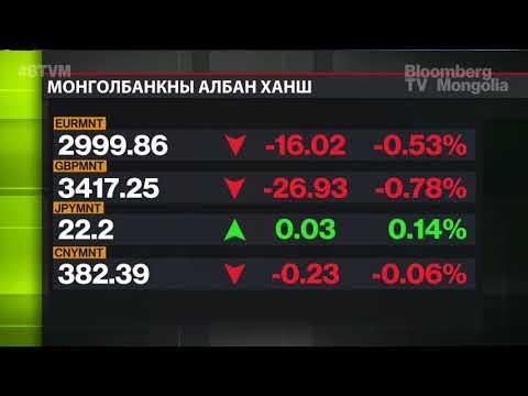 Дотоод валютын зах зээл | 2018.01.30