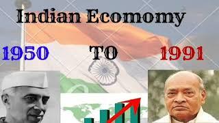 L-6 Indian Economy 1950-1991 Part-2 (NCERT+Ramesh Singh) for UPSC/SSC/RBI/SBI/SPSC.