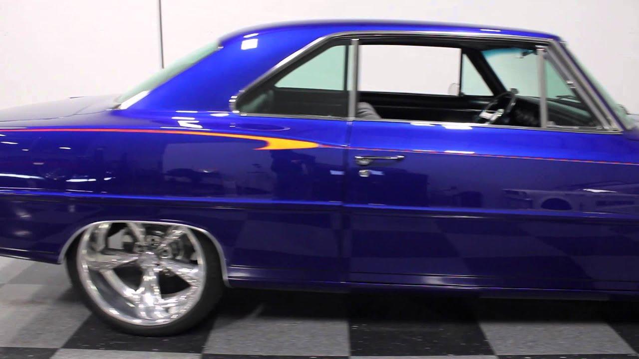 2327 Atl 1967 Chevy Nova Restomod Doovi