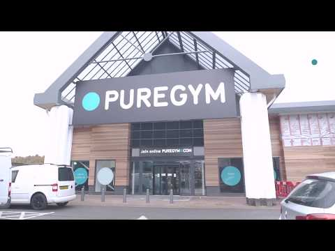 INSIDE PureGym St Albans