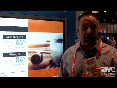 DSE 2016: AccuWeather Offers New HTML Templates and Other Weather and News Content for Digital Signa