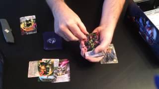 Legendary Custom Card Unboxing