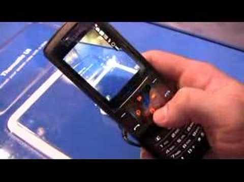 Samsung U900 Soul camera
