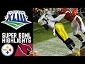 Super Bowl Xliii Recap: Steelers Vs. Cardinals   Nfl video