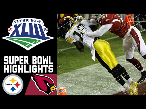 Super Bowl XLIII Recap: Steelers vs. Cardinals | NFL