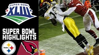 Super Bowl XLIII Recap: Steelers vs. Cardinals | NFL