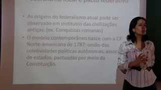Aula 5   Parte I   Federalismo Fiscal