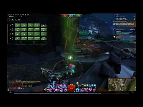 Guild Wars 2 - IV RAID - Frontline Chronomancer  + Build
