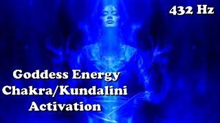 (Zen Break) Awaken the Goddess Within - Chakra/Kundalini Meditation/Activation