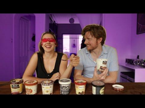 Vegan Ice Cream Taste Test