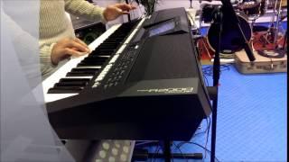 Yamaha Psr A2000 Oriental Arabic Keyboard Sha3bi Dabke Oriental Sounds ياماها ٢٠٠٠