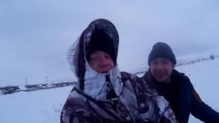 Путешествие по снежной долине на ниве.)) Холодно!(, 2017-02-09T03:41:53.000Z)