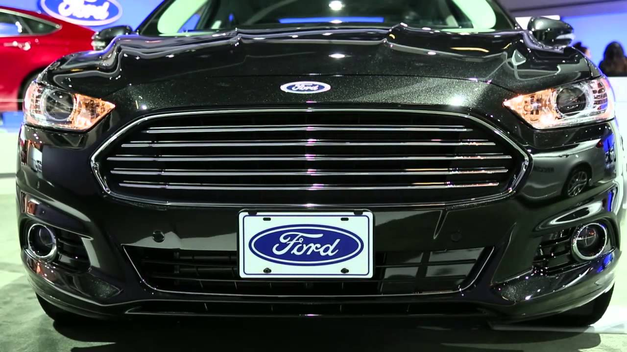 Ford Fusion The Car Connection Best Car To Buy YouTube - Best ford car to buy