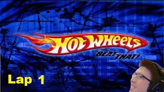 Hot Wheels Beat That Lap 1: What the What