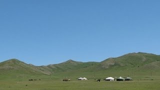 Steppe by Steppe: cycling through Central Asia
