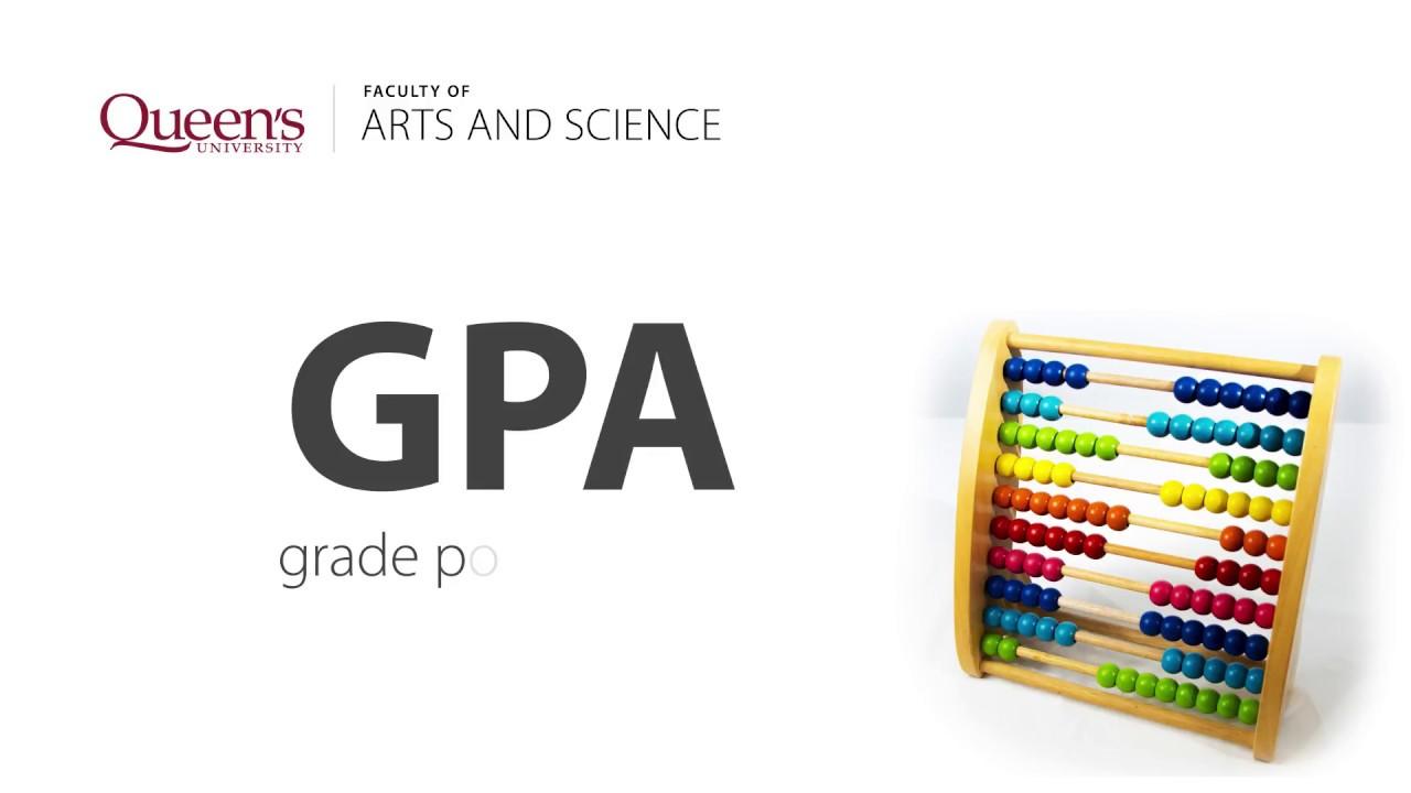 GPA Information & Repair | Queen's University Arts & Science