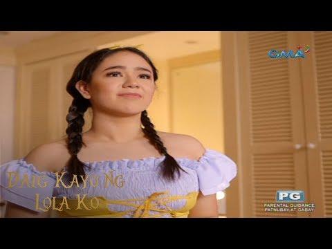 Daig Kayo ng Lola Ko: Golda, ang pasaway na bata