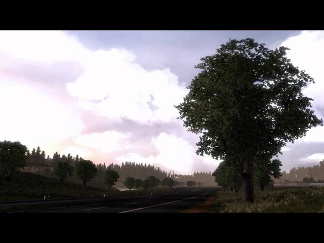 ETS2 - Time of Day living screenshot