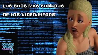 LOS BUGS MÁS FAMOSOS DE LOS VIDEOJUEGOS