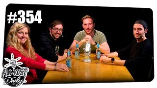 Die neue Staffel NDA | Almost Daily #354 mit Lars, Andreas, Anja & Mark