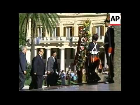 Chinese President in Uruguay