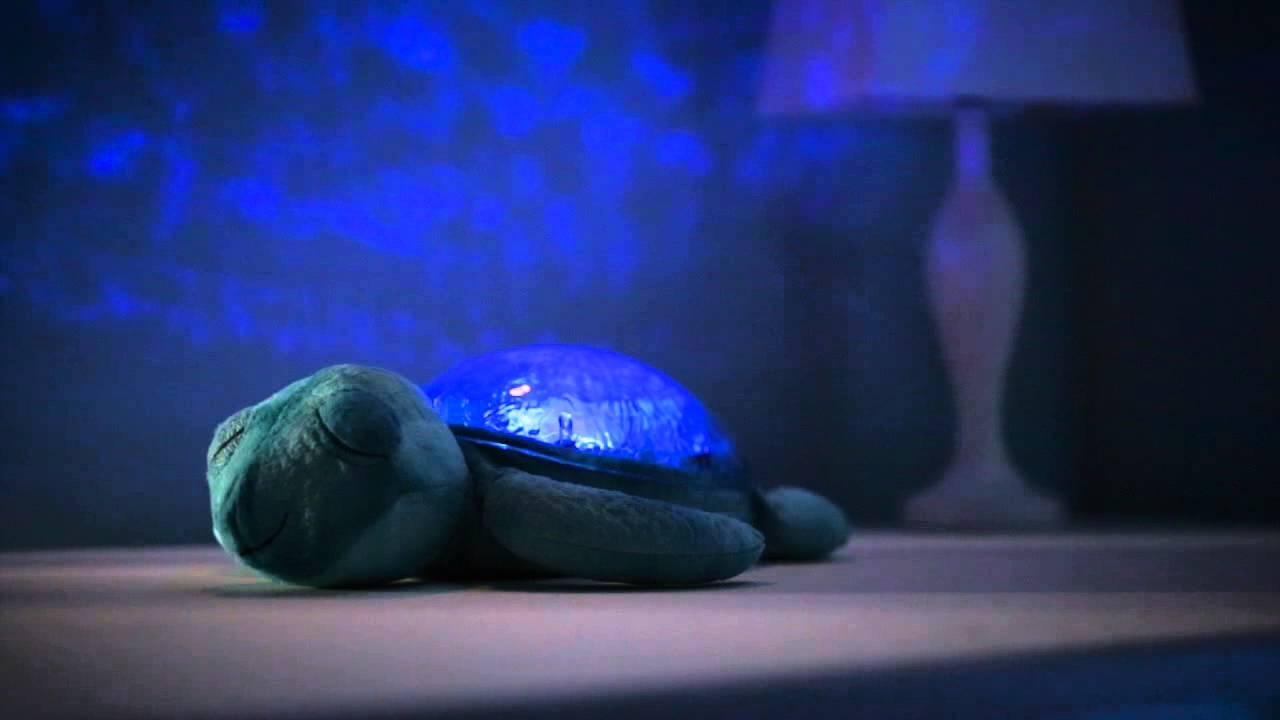 Tranquil turtle night light and sound machine magic cabin youtube - Turtle nite light ...