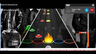 Guitar Flash : Papercut por Linkin Park T&R Record Facil 21.883