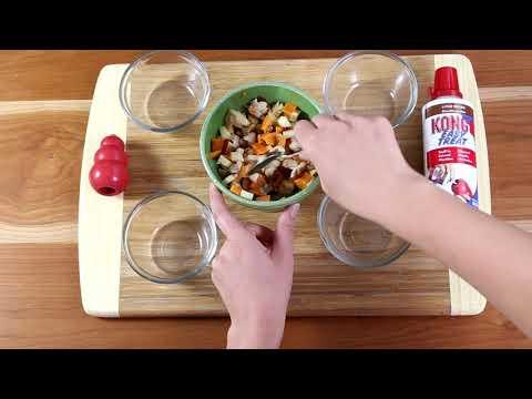 KONG Sweet N' Savory - Stuffing Recipe
