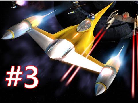 Star Wars Starfighter #3 - Contract Termination  
