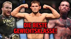 Die heftigste Gewichtsklasse der UFC: Das Lightweight!!