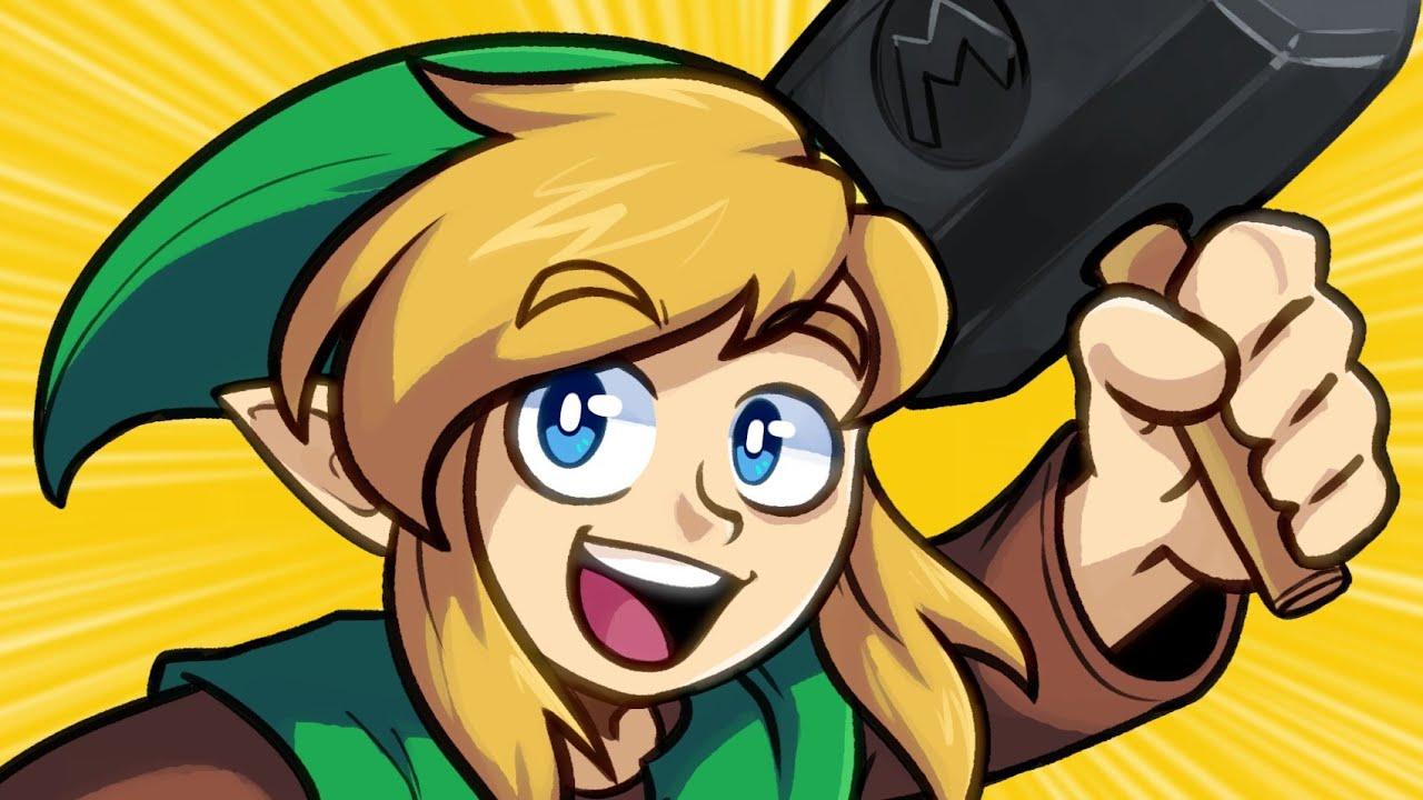 Zelda Maker + vídeo