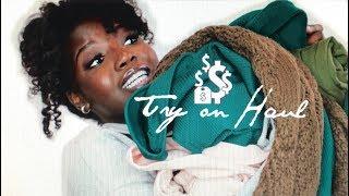 TRY ON HAUL [JLUXLABEL] | Aminata