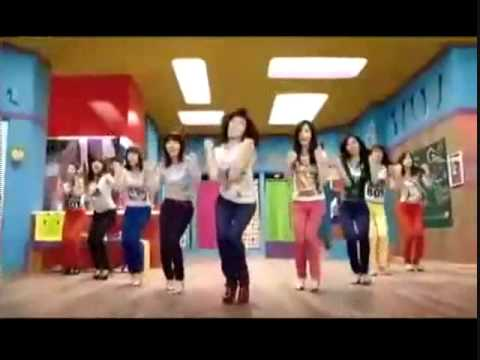 SNSD (Girls' Generation) - [Spanish Cover] Gee