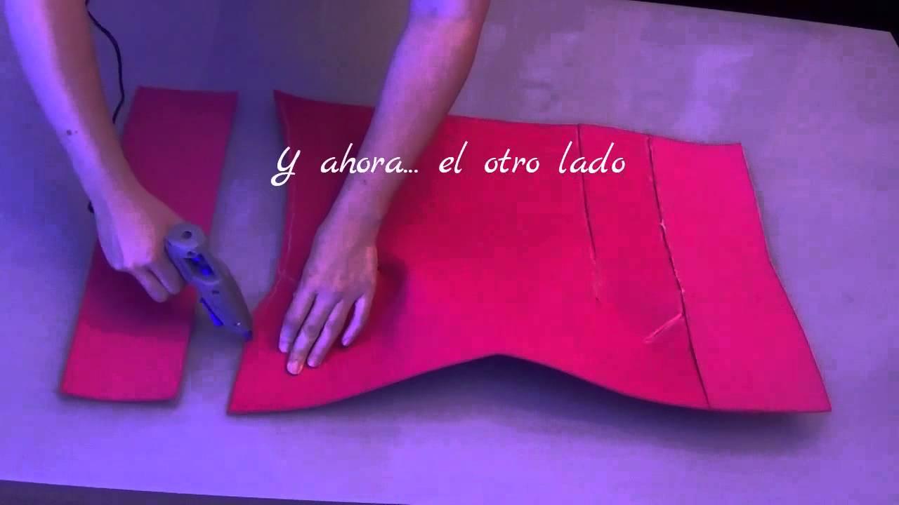 Disneva: disfraz de Bella Durmiente - YouTube