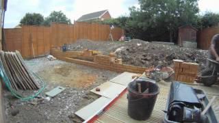 Garden Timelapse - 10 days into 5 mins