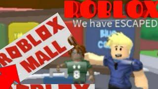 (NEW) ESCAPE THE MALL OBBY IN ROBLOX! | ROBLOX