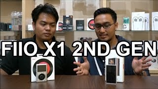 rEVIEW FIIO X1 2nd Gen - Bahasa Indonesia