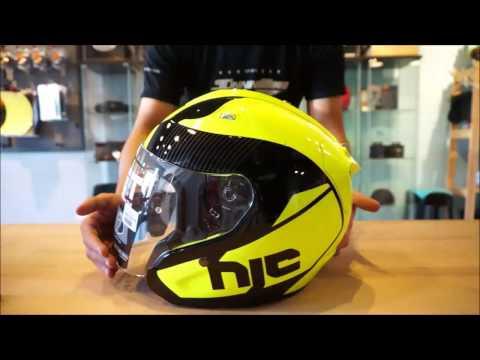HJC FG-JET ACADIA MC-4 Open Face Helmet